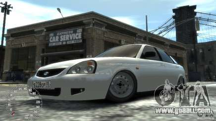 VAZ-2172 Pitbull for GTA 4