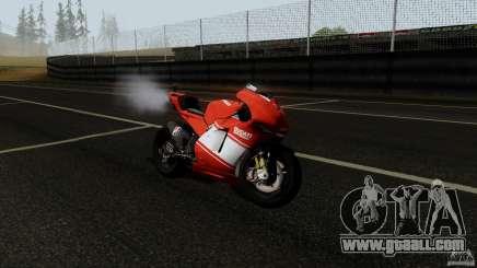 Ducati Desmosedici RR for GTA San Andreas
