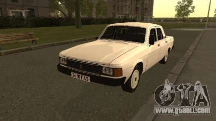 GAZ Volga 31013 for GTA San Andreas