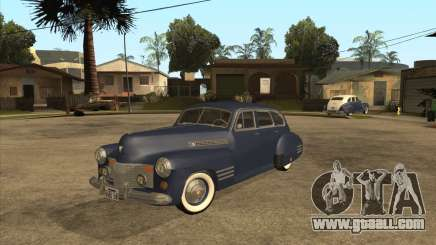 Cadillac 61 1941 for GTA San Andreas