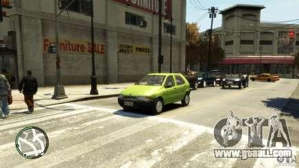 Fiat Palio for GTA 4