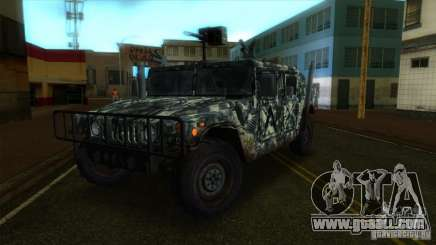 Hummer HMMWV M-998 1984 for GTA Vice City