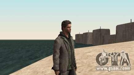 Alan Wake for GTA San Andreas