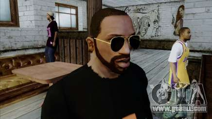 Aviator Glasses for GTA San Andreas