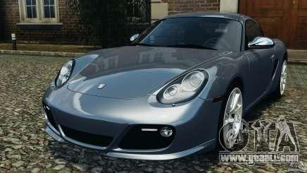 Porsche Cayman R 2012 for GTA 4