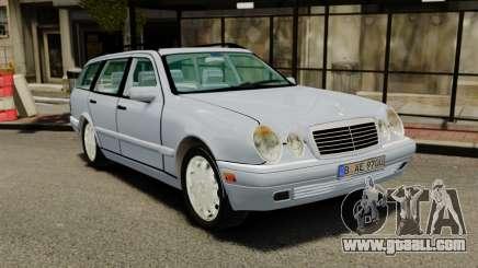 Mercedes-Benz W210 Wagon for GTA 4