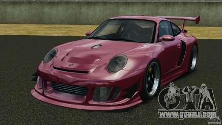 Porsche 997 GT2 Body Kit 2 for GTA 4
