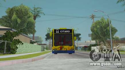 Mercedes-Benz Citaro G for GTA San Andreas