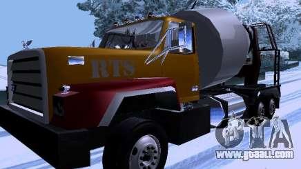 RTS 420 Šatalka for GTA San Andreas