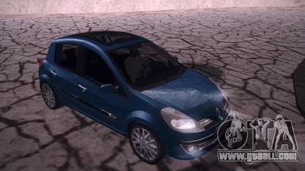 Renault Clio III for GTA San Andreas