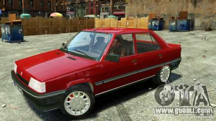 Renault 9 Broadway for GTA 4