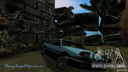 Toyota Trueno Sprinter for GTA Vice City