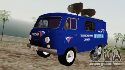 UAZ-3741 To for GTA San Andreas