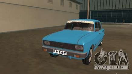 Moskvich 2140 SL for GTA San Andreas