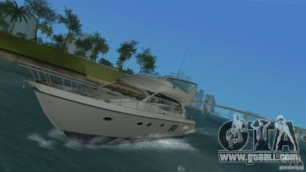 Boat for GTA Vice City
