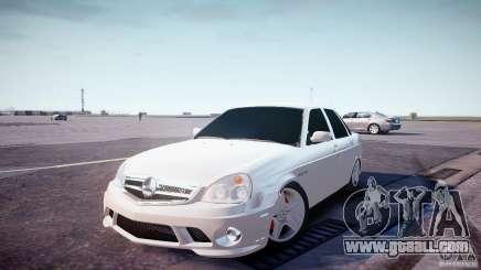 LADA 2170 Priora AMG for GTA 4