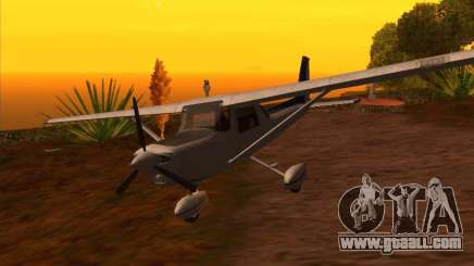 Cessna 152 v.2 for GTA San Andreas