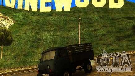 UAZ 330364 for GTA San Andreas