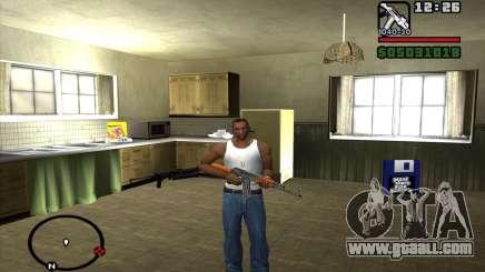AKM for GTA San Andreas