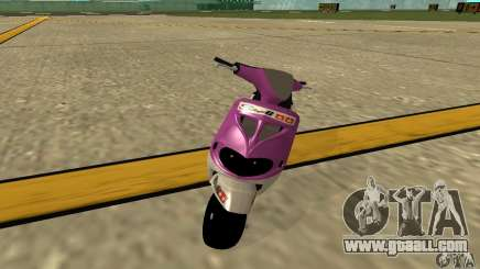 Piaggio ZIP for GTA San Andreas