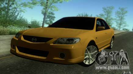 Mazda Speed Familia 2001 V1.0 for GTA San Andreas