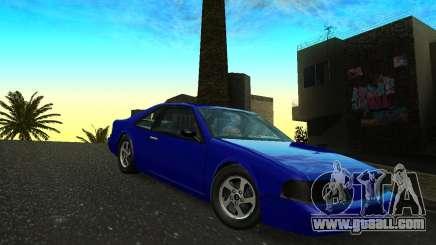 Khord ThunderWing for GTA San Andreas