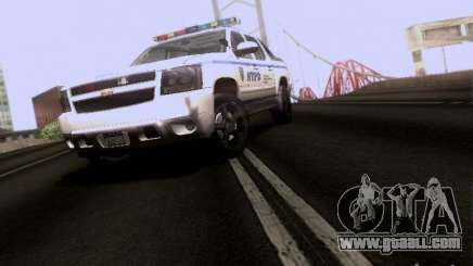 Chevrolet Avalanche 2007 for GTA San Andreas