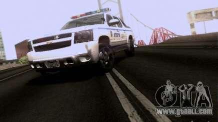 Chevrolet Avalanche 2007 for GTA San Andreas