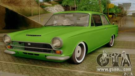 Lotus Cortina MK1 for GTA San Andreas