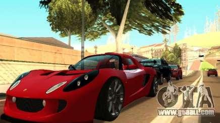 Lotus Exige 240R for GTA San Andreas