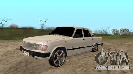 GAZ-31029 for GTA San Andreas