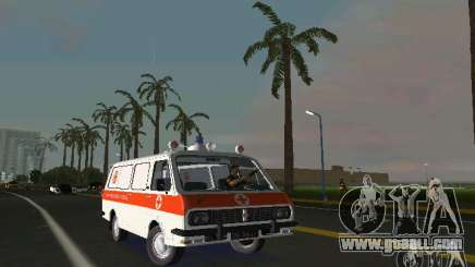 RAF-22031 Ambulance for GTA Vice City