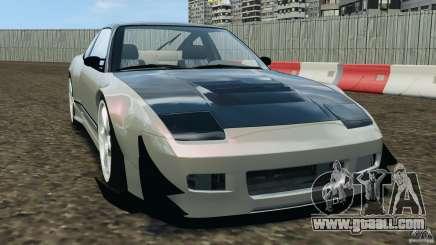 Nissan 240SX Kawabata Drift for GTA 4