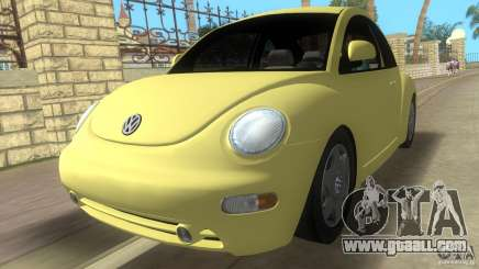 VW New Beetle for GTA Vice City