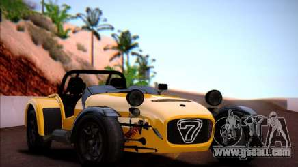 Caterham Superlight R500 for GTA San Andreas