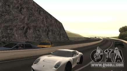 Lamborghini Miura LP670 for GTA San Andreas