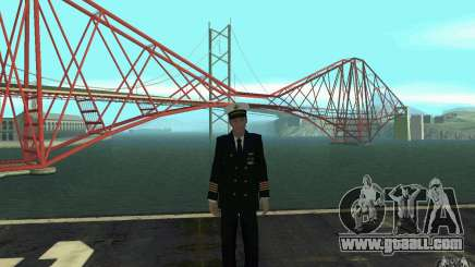 Admiral HD for GTA San Andreas