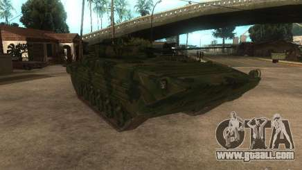 BMP-2 in COD MW2 for GTA San Andreas