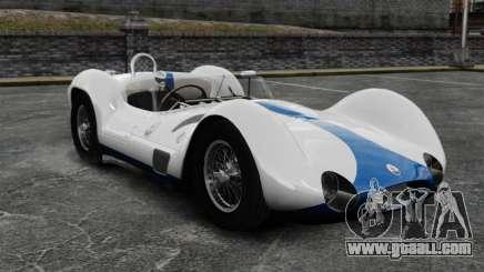 Maserati Tipo 60 Birdcage for GTA 4