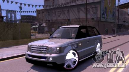 Range Rover DUB 2.0 for GTA 4