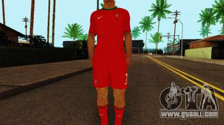 Cristiano Ronaldo v4 for GTA San Andreas