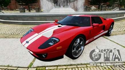 Ford GT 2005 v1.0 for GTA 4