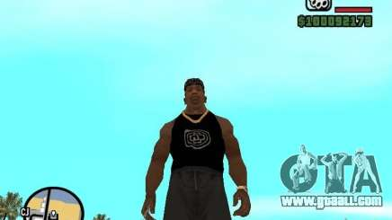 Mike Rammstein for GTA San Andreas