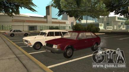 AZLK Moskvich 2141 for GTA San Andreas