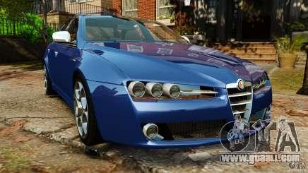 Alfa Romeo 159 TI V6 JTS for GTA 4