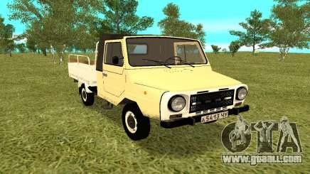Luaz 13021 for GTA San Andreas