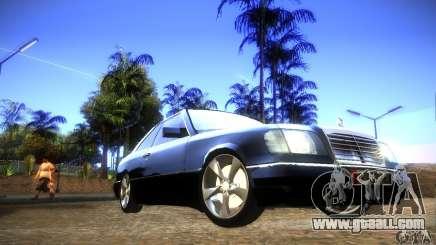 Mercedes-Benz CE 320 for GTA San Andreas