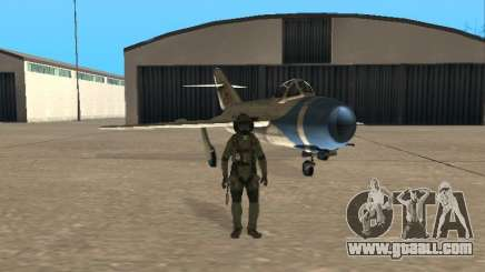 Pilot for GTA San Andreas