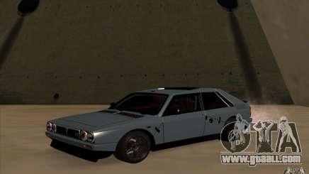 Lancia Delta Integrale for GTA San Andreas