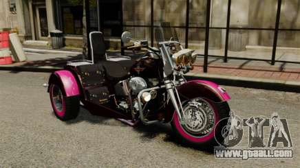 Bikes Gta 5 Harley Davidson Trike for GTA